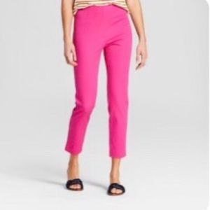 A New Day Pink Ankle Pants